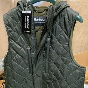 Men's Barbour field vest